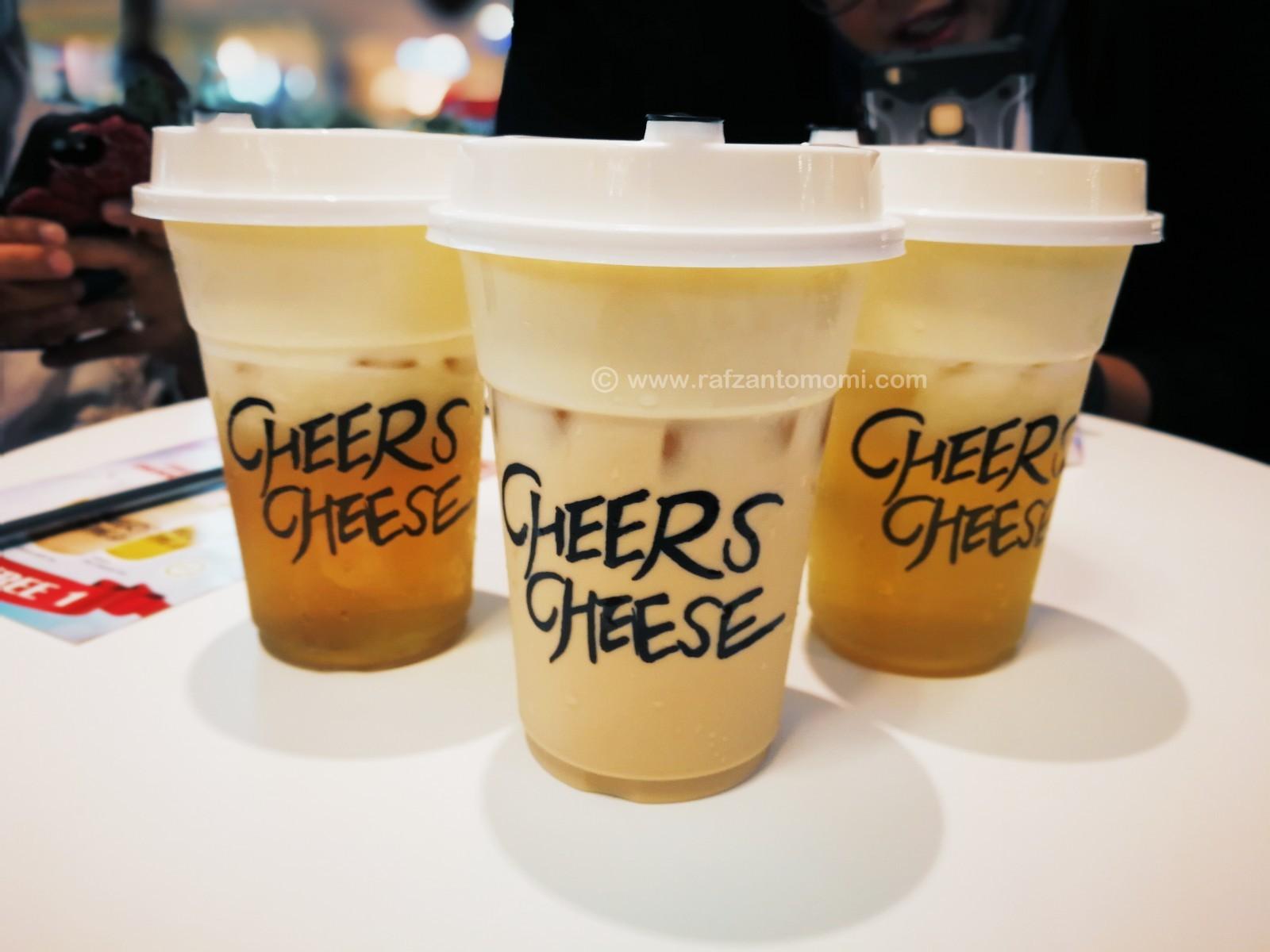 Cheers Cheese - Buka Cawangan Kedua Dekat IOI City Mall Putrajaya