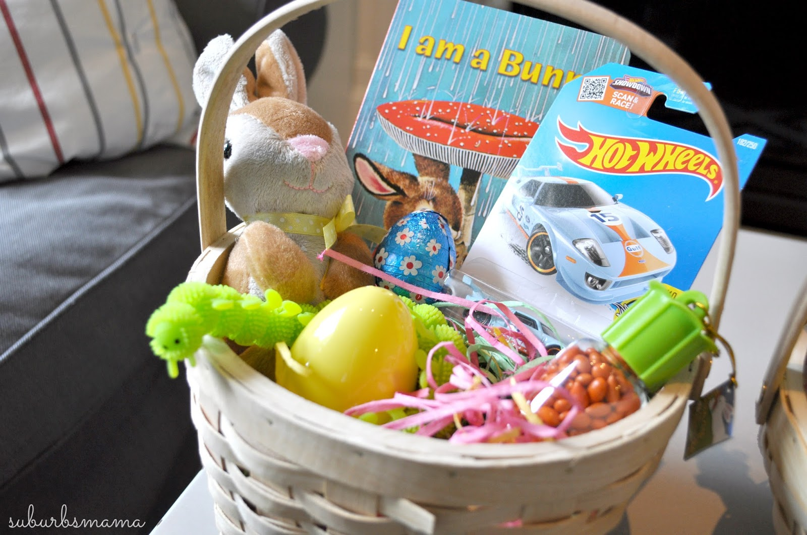 Suburbs mama kids easter baskets for my 2 year old negle Gallery