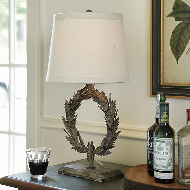 Eye For Design Decorating With The Laurel Wreath Motif