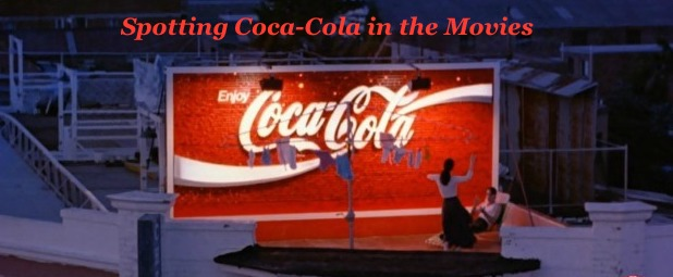 Spotting Coca-Cola® in the Movies