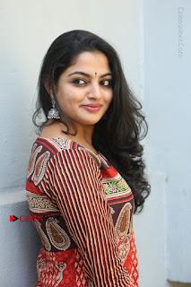 Telugu Actress Nikhila Vimal Latest Stills in Anarkali Dress  0114.JPG