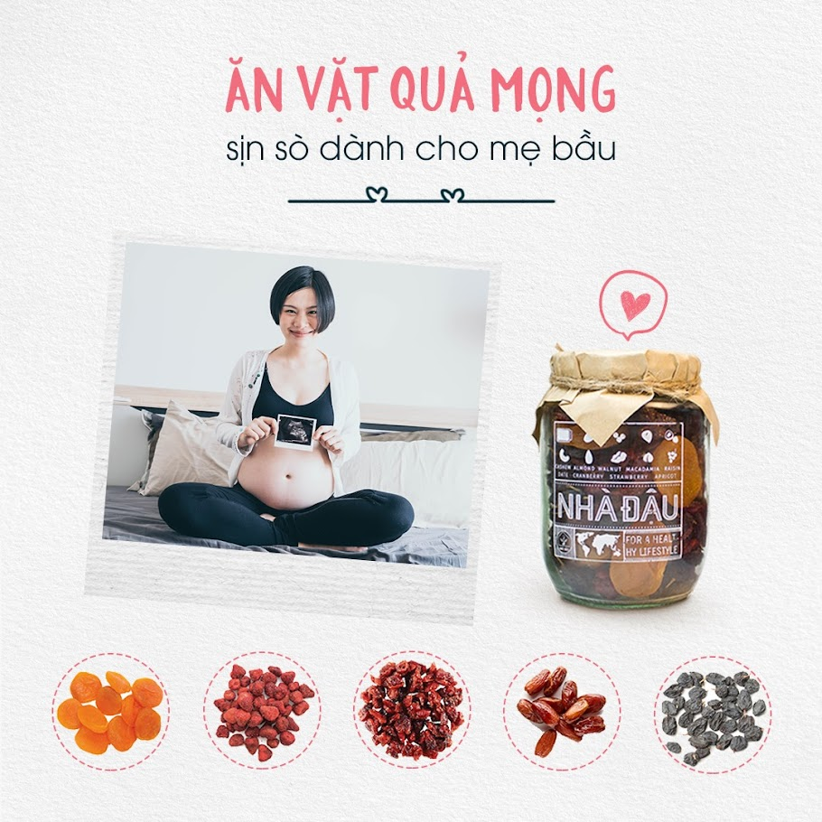 Gợi ý Mẹ Bầu 3 tháng chọn thực phẩm giúp tăng cường Omega 3