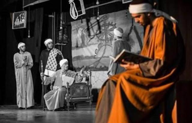 """ترقبوا الثلاثاء """" عودة عتريس وفؤادة على مسرح ساقية الساقية"""
