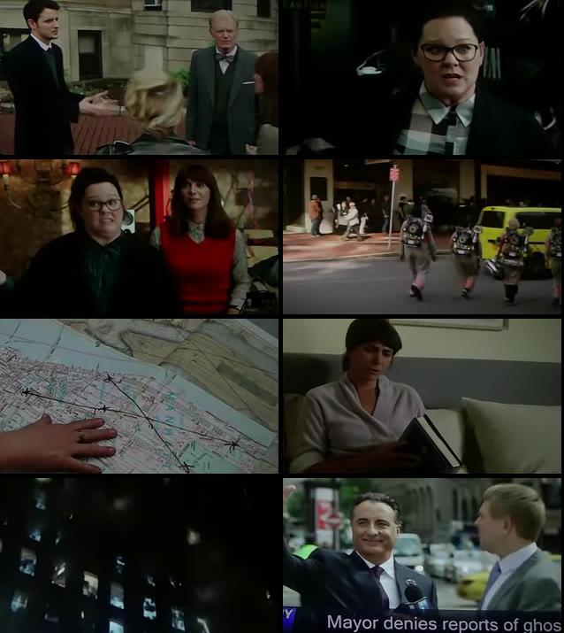 Ghostbusters 2016 English HDTS x264