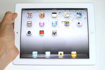 Địa chỉ thay mặt kính iPad 2 tại Hà Nội