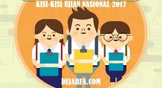 Kisi-Kisi UN dan UNBK SMP, SMA/SMK 2018
