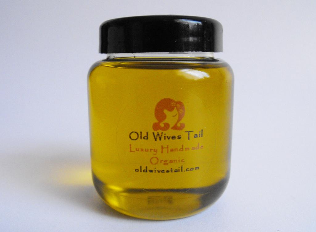 Old Wives Tail Hair Growth Oil Treatment