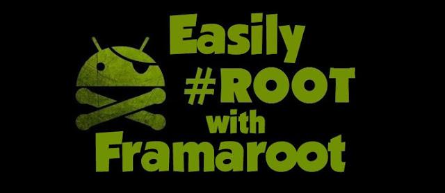 Cara Root Android dengan Aplikasi Framaroot Terbaru
