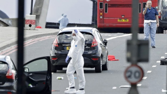 Σχεδόν αδύνατο να προληφθούν επιθέσεις όπως αυτές του Λονδίνου, λένε ειδικοί