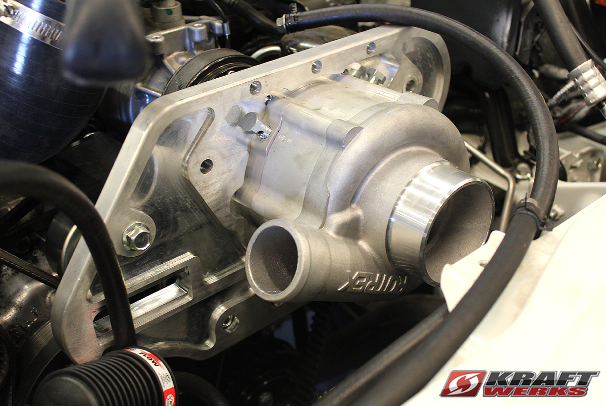 Kraftwerks Rotrex Supercharger Discussion - Scion FR-S Forum