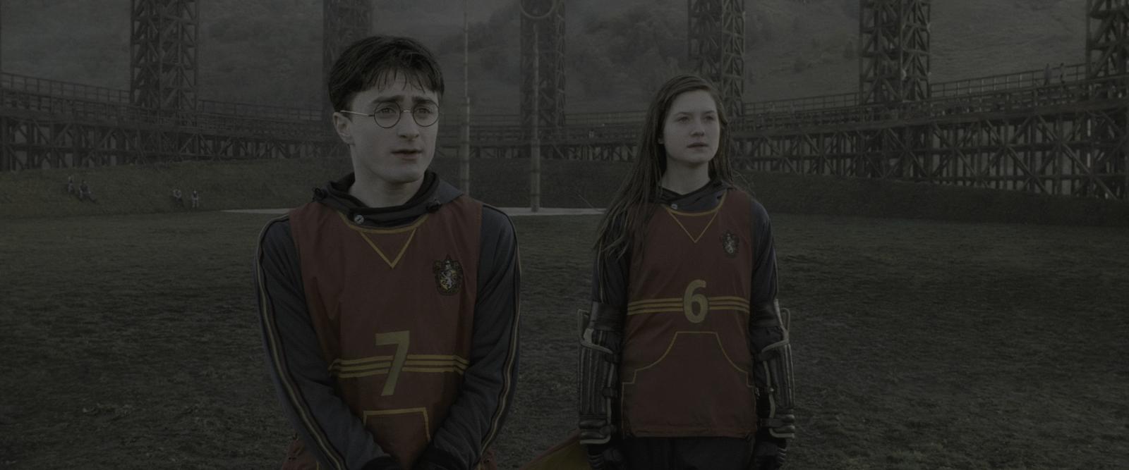 Harry Potter y el Misterio del Príncipe (2009) 4K UHD [HDR] Latino - Castellano - Ingles captura 1