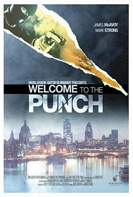 Welcome To The Punch Teaser Poster