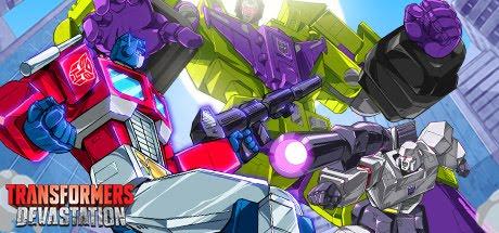 Baixar Transformers: Devastation (PC) 2015 + Crack