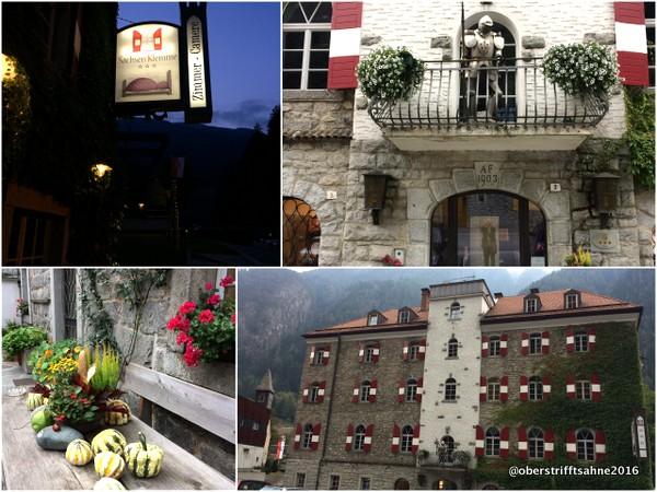 Hotel Sachsenklemme, Brennerstraße, Südtirol