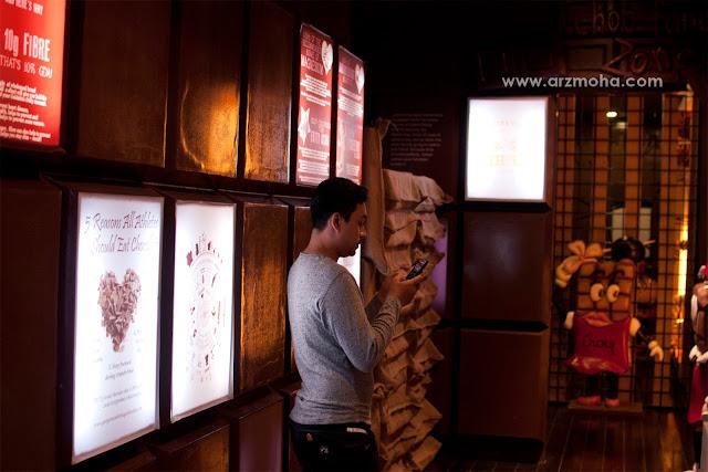 georgetown heritage chocolate penang, kedai coklat di penang, coklat sebagai hantaran, muzium coklat penang,