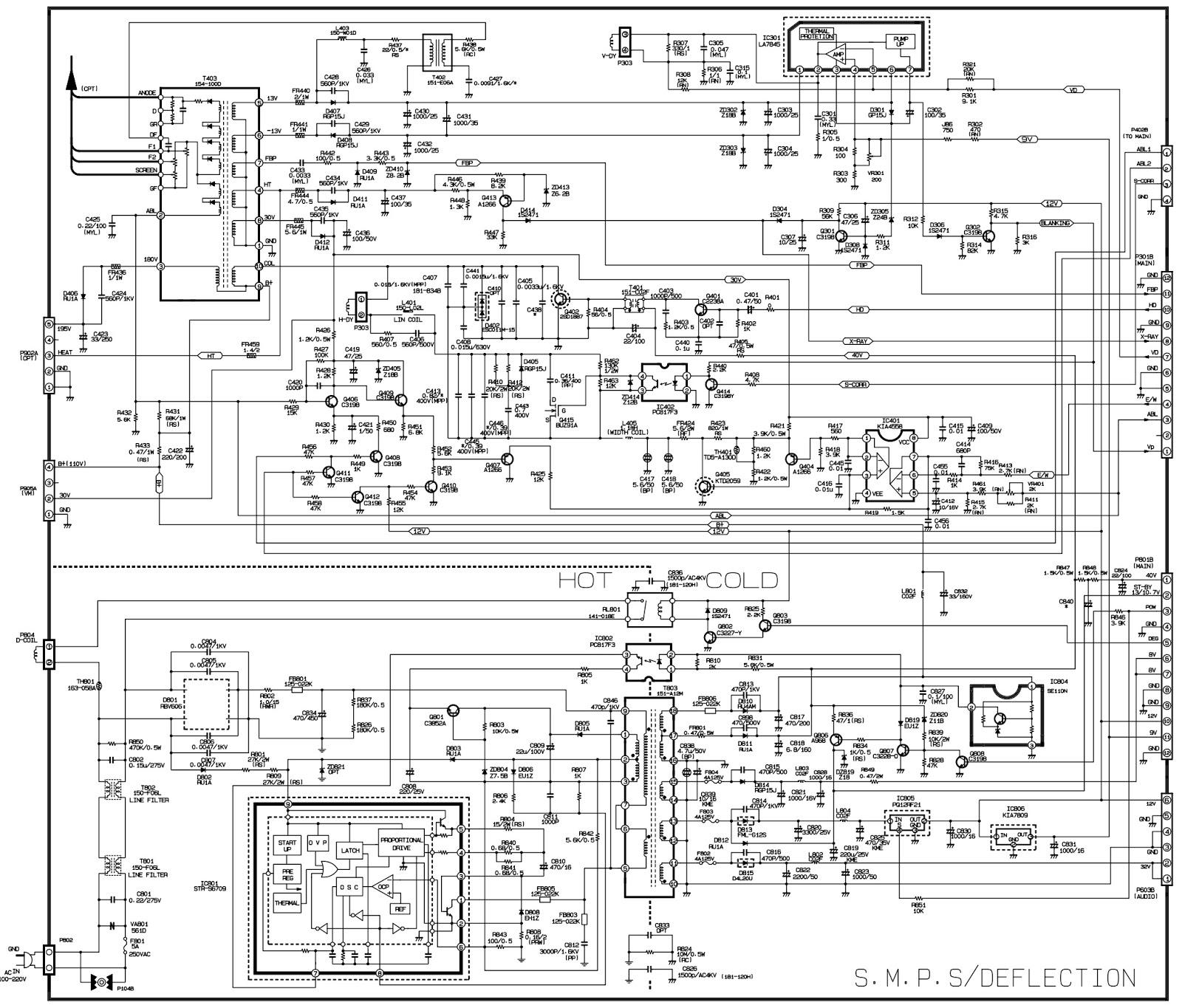 lcd tv schematic diagram wiring diagram schematic