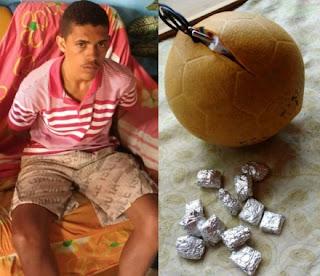 Homem é preso com armas e drogas em povoado de Laranjeiras