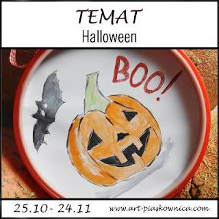 24 listopad - halloween