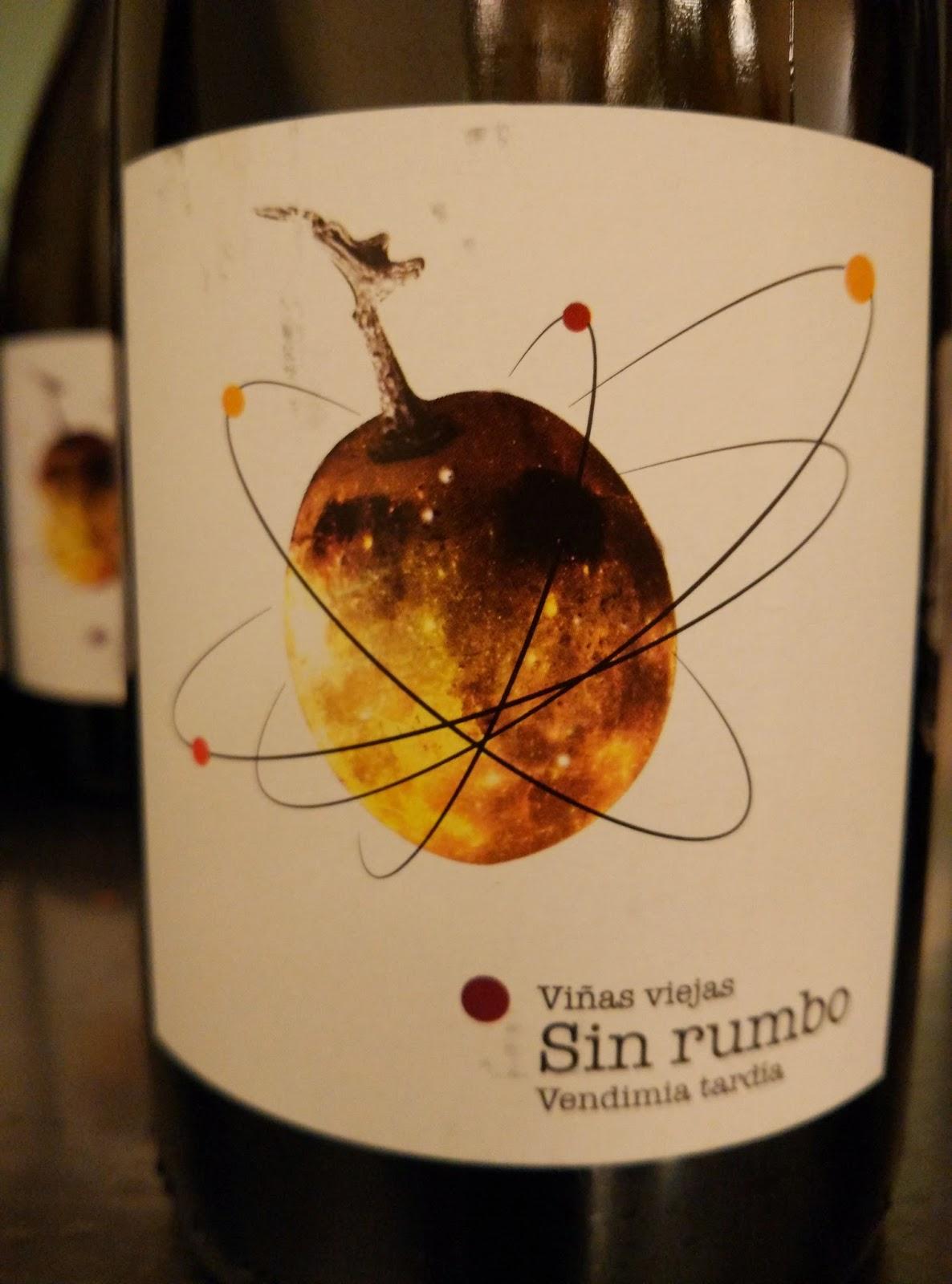 Sin rumbo, un vino de Ismael Gozalo
