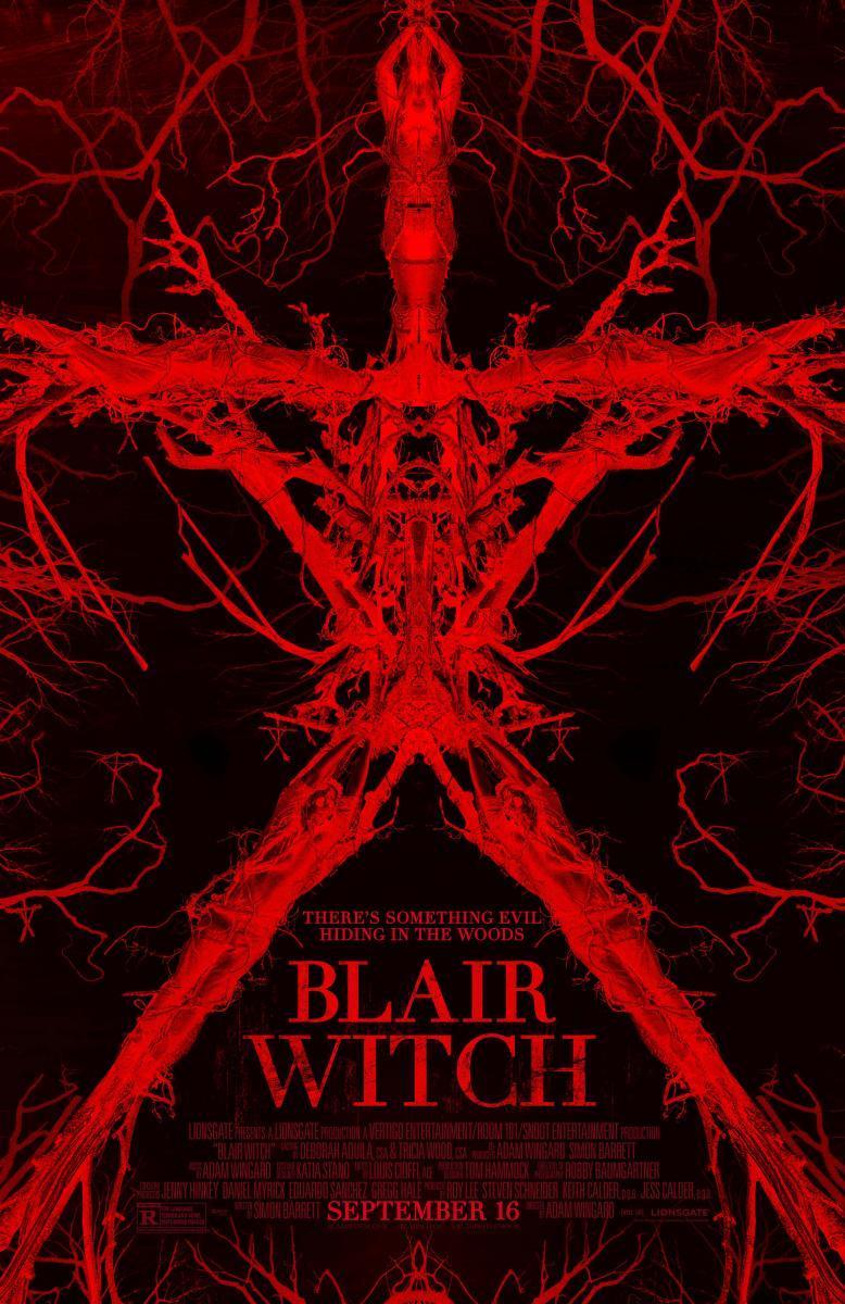 Blair Witch [2016] [DVD9] [NTSC] [Latino]