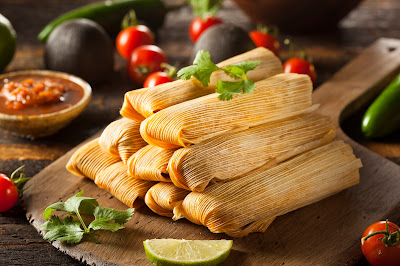 bundle of tamales