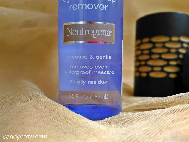 Neutrogena Oil- Free Eye Makeup Remover Review