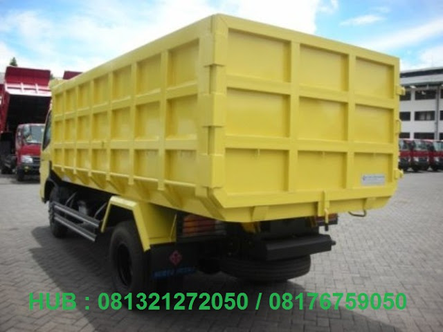 paket dp ringan dump truck colt diesel 2019