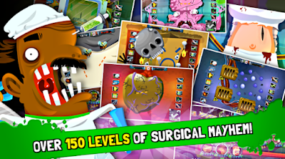 Download Amateur Surgeon 4 Mod Apk Gold/Gems