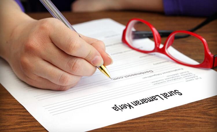 8 Contoh Surat Lamaran Kerja Yang Baik Dan Benar Wajib Baca