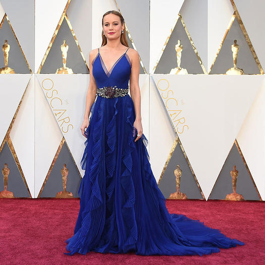 These Fit Celebs Rocked the Red Carpet at the Oscars