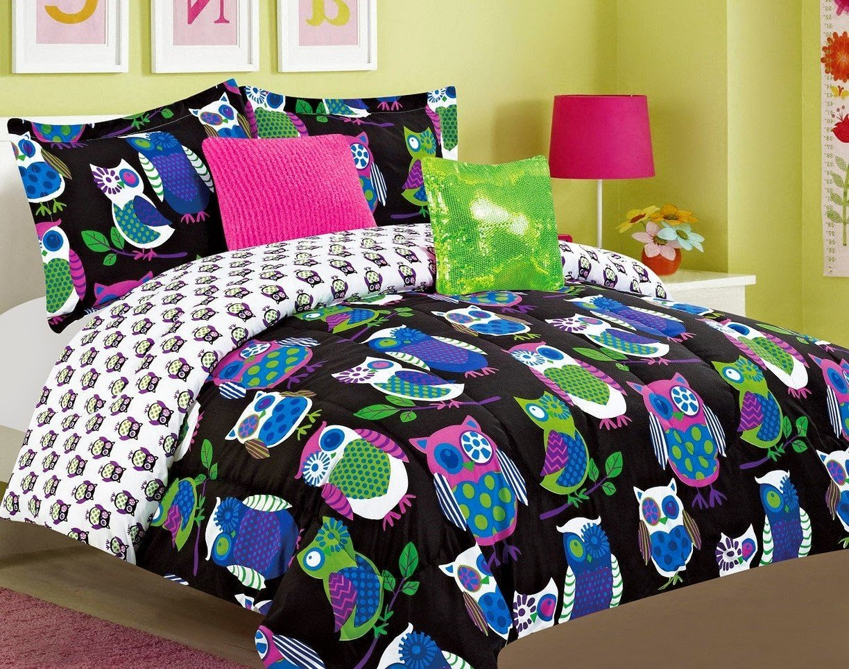 owl bed set - 28 images - 100 cotton kids owl bedding set ...
