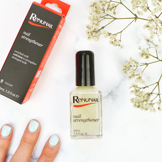 Renunail Nail Strengthening Treatment Review