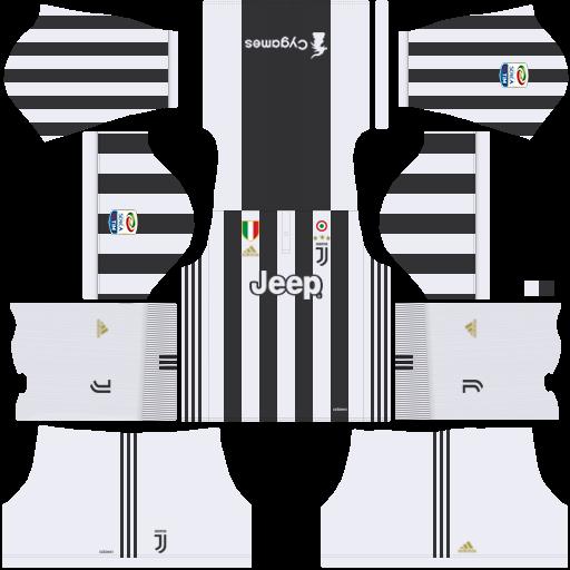 premium selection 55917 70ba5 kit jersey fts juventus 2019