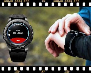 Pareri Ceas Smartwatch Samsung Gear S3 Frontier pretul calitatii