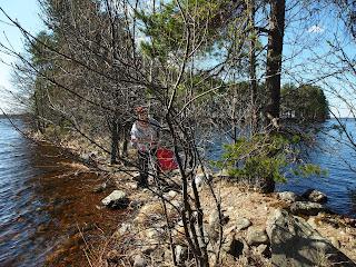 Lintuniemi Karttula Virmasvesi