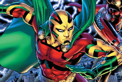 7 alien anggota justice league mister miracle