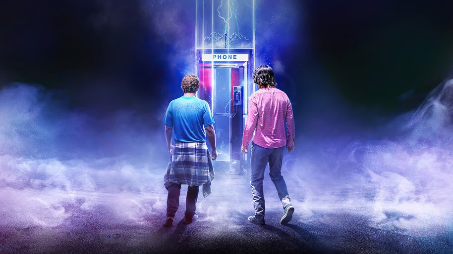 Bill and Ted Face the Music, 4K, #3.2344