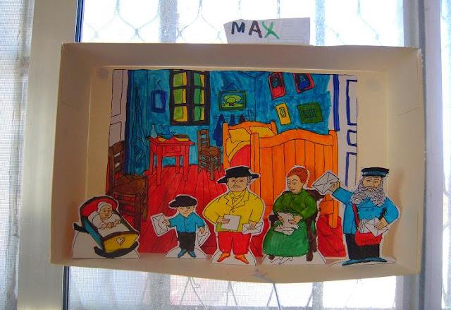 All That S Goood Van Gogh Diarama