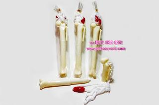 Souvenir Pulpen Tulang