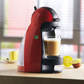 Máquina de cápsulas de café