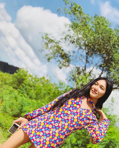 Nann Mway Hnin @nann_mwayhnin most beautiful transgender woman Myanmar Instagram