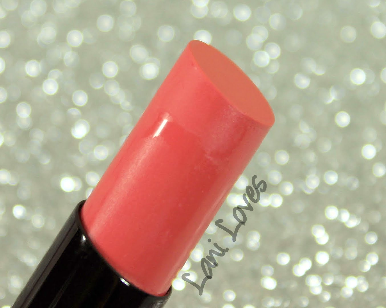 ZA Vibrant Moist Lipstick - PK381s swatches & review