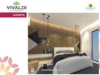 Interior Design Rumah Cluster Vivaldi