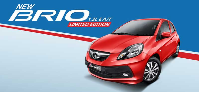 Promo Mobil Honda Brio Bandung 2016
