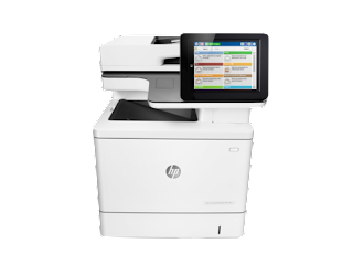 Download HP LaserJet MFP M577z drivers