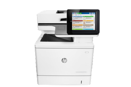 Download HP LaserJet MFP M577c Drivers