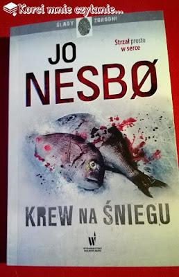 """Jo Nesbø """"Krew na śniegu"""""""