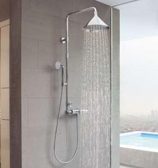 Model Shower Kamar Mandi