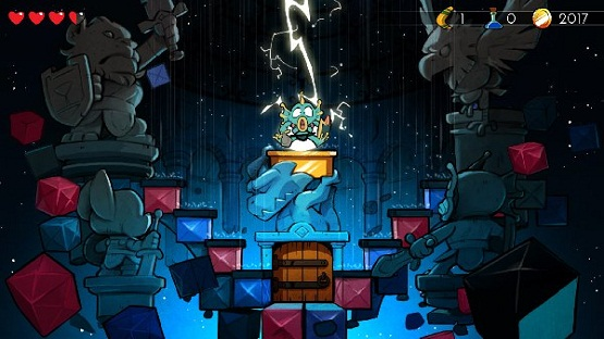 Wonder Boy: The Dragon's Trap Game Free Download