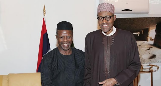 'Osinbajo Remains Acting President As I Continue To Rest'- Buhari